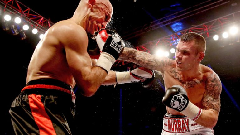 Lem's latest: Martin Murray, Ricky Burns return