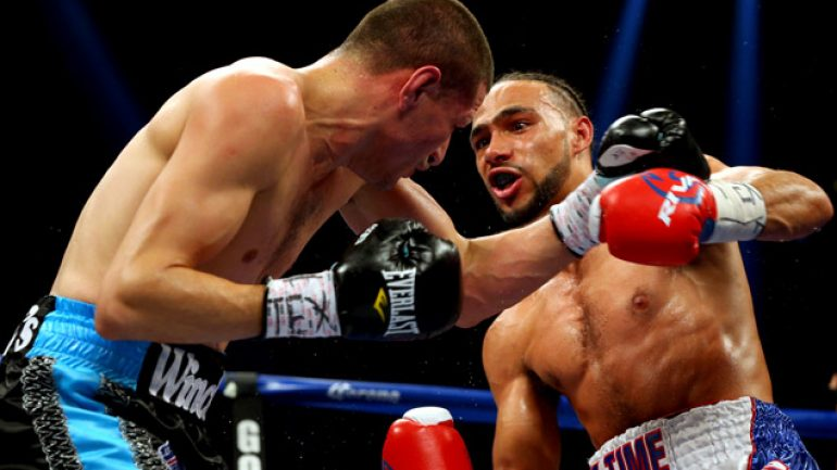 Keith Thurman to prepare for 'roughhousing' vs. Robert Guerrero