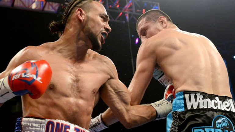 Keith Thurman ready for Julio Diaz main event