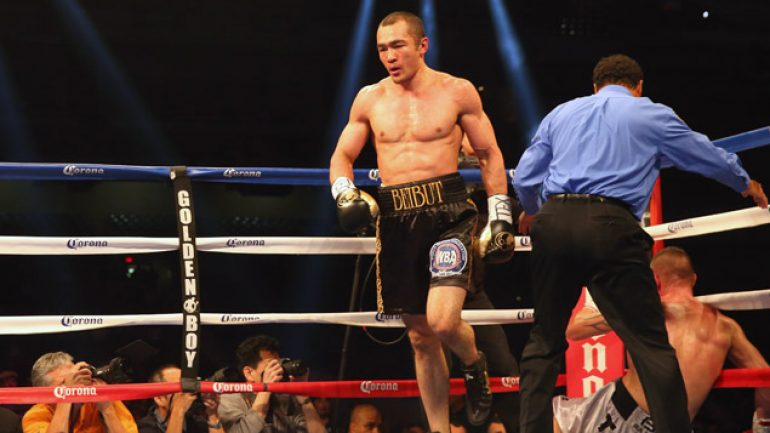 Beibut Shumenov won't use 'dirty tactics' vs. Bernard Hopkins