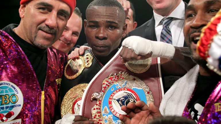 Rigondeaux slams Frampton and Quigg