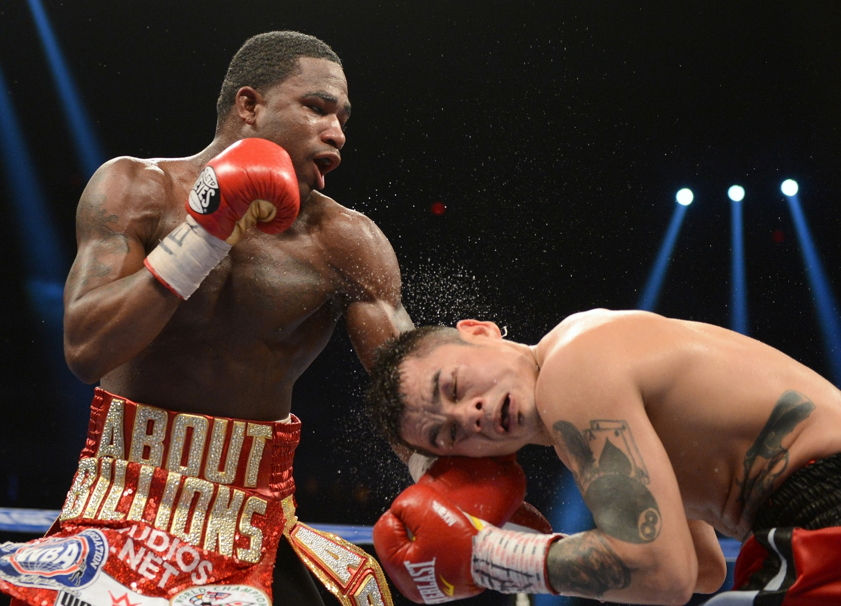 Adrien Broner Sorry For Quick Exit After Marcos Maidana