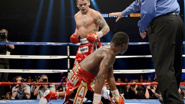 RingTV poll: Comeback of the Year: Marcos Maidana