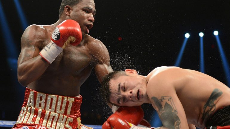 Marcos Maidana-Adrien Broner II on tap for April