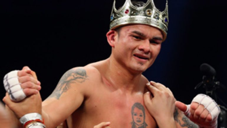 Robert Garcia on the Maidana photo, 'I know he doesn't want to (box).'