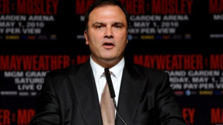 Richard Schaefer chosen Promoter of The Year by Sports Illustrated