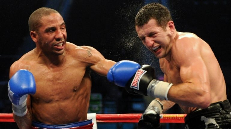 Andre Ward: 'I would consider fighting George Groves next'