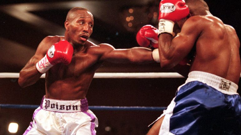 Best I've Faced: Junior Jones