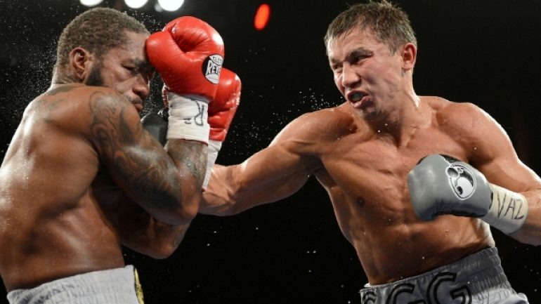RingTV.com poll: Fighter of the Year: Gennady Golovkin