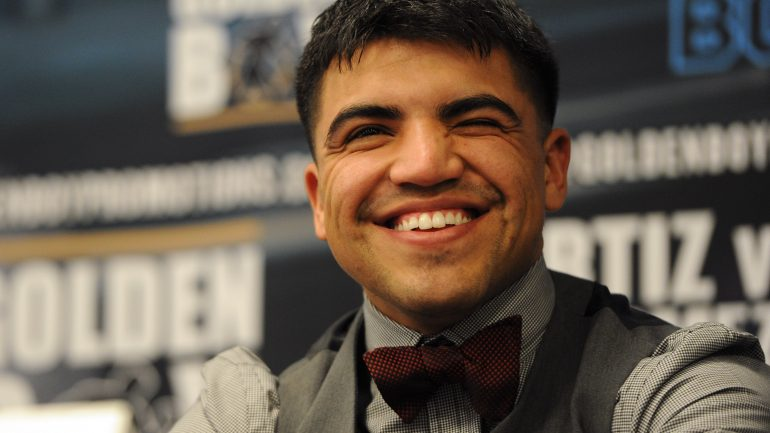 Victor Ortiz: 'I am going to be the pound-for-pound world champion'