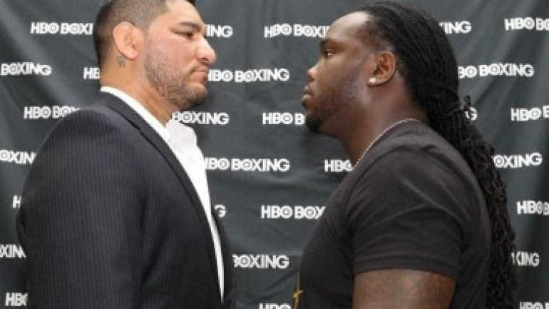 Bermane Stiverne-Chris Arreola WBC title bout targeted for April