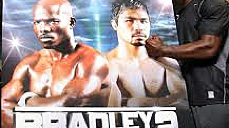 Tim Bradley 'ready to fight Manny Pacquiao again'