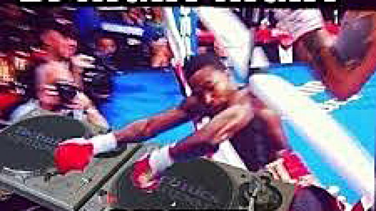 Fabolous' Adrien Broner insult the latest in long boxing-rap tradition
