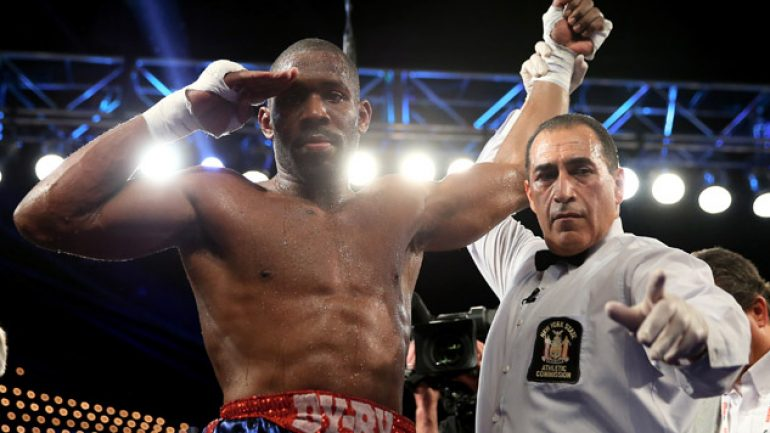 Bryant Jennings on Klitschko fight: 'This is my opportunity to shock the world'