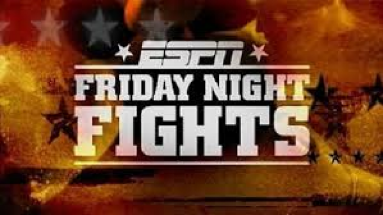 Boxcino lightweight tournament continues on Friday Night Fights