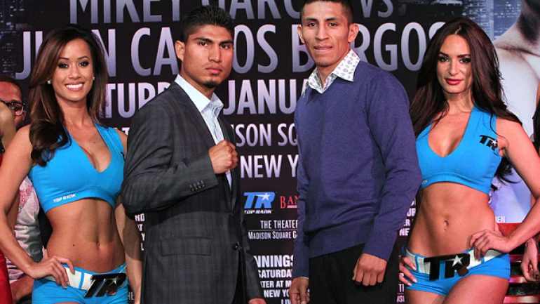 Who wins Mikey Garcia-Juan Carlos Burgos? Ask the experts