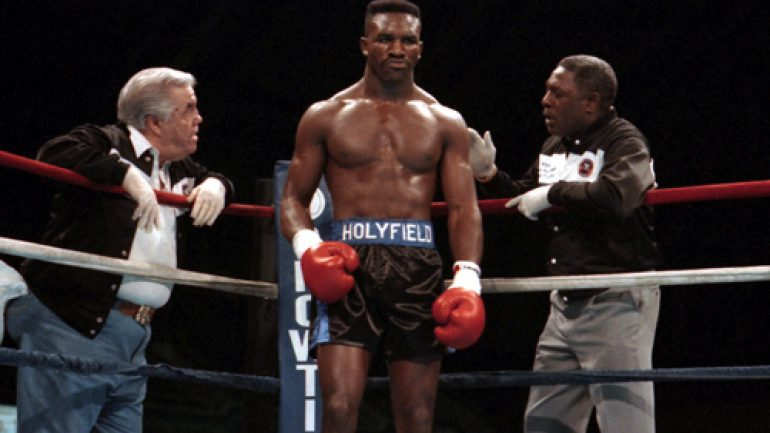 Evander Holyfield associate defends fighter in wake of controversial statements on homosexuality