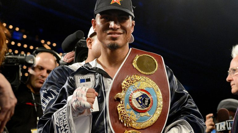 Mikey Garcia formally announces his return on July 30 at Barclays Center