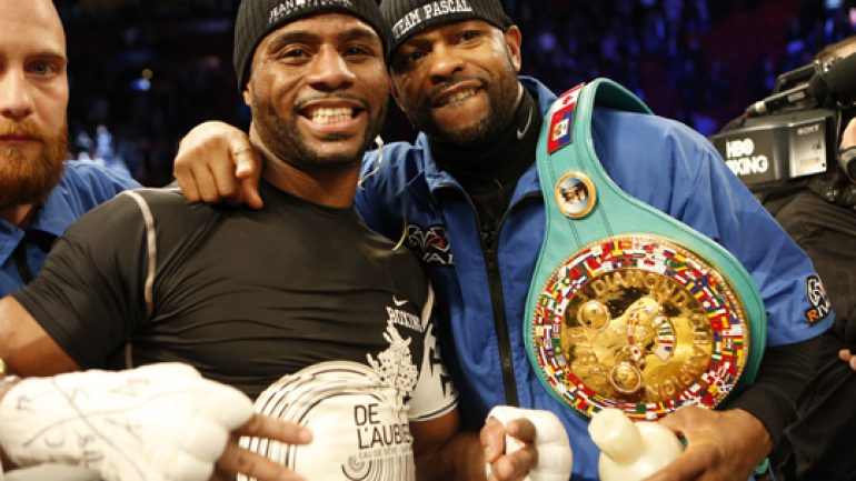Jean Pascal: Sergey Kovalev fight 'was an easy one to agree on'