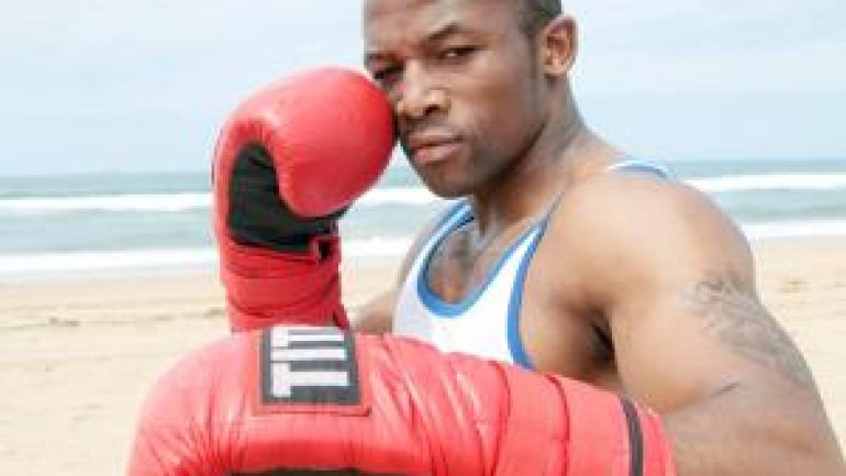 Thabiso Mchunu to face Garrett Wilson on Sept. 20
