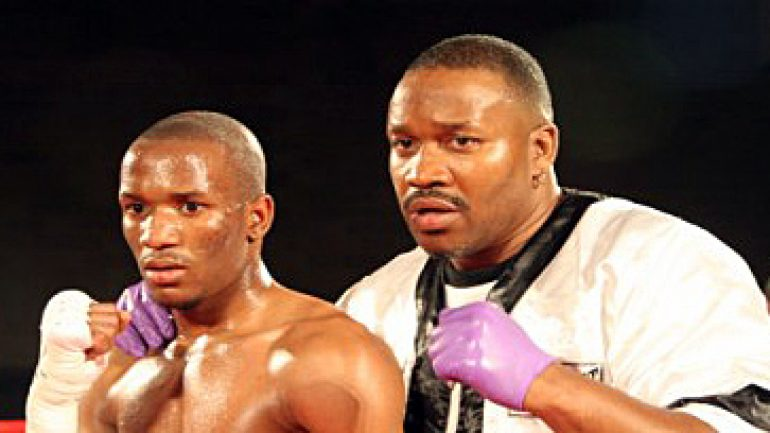 Tim Witherspoon Jr. seeks to make his own name on FNF