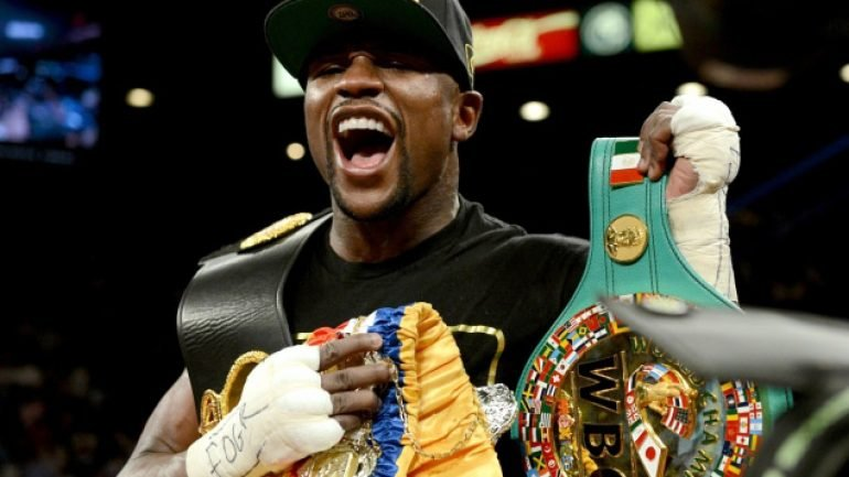 'All Access Floyd Mayweather vs. Marcos Maidana' airs Saturday