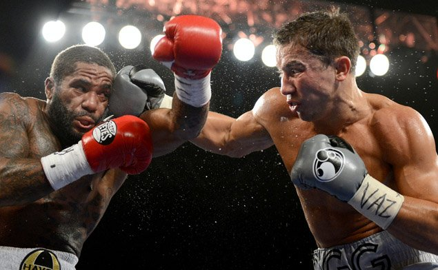 Boxing's banner 2013 sets up a bright 2014