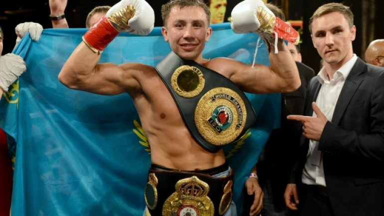 Gennady Golovkin's trainer: 'We have the best fighter in the world'