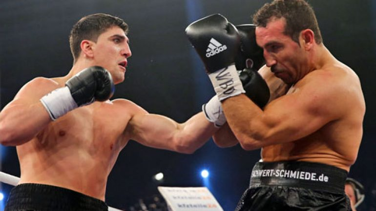 Marco Huck leaves no doubt with TKO 6 of Firat Arslan