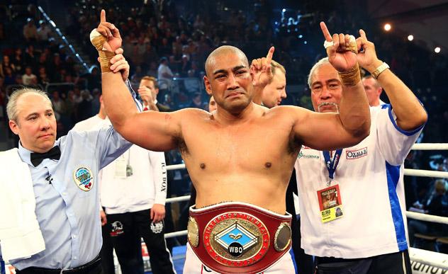 International Sauerland Boxing Gala  Denis Boytsov - Alex Leapai