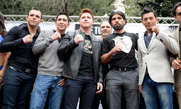 Canelo Alvarez Angulo PrePC fighters_gene blevins gbphoganphotos