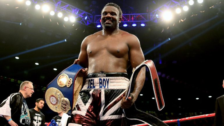 Dereck Chisora outpoints Kevin Johnson, sets up Tyson Fury rematch