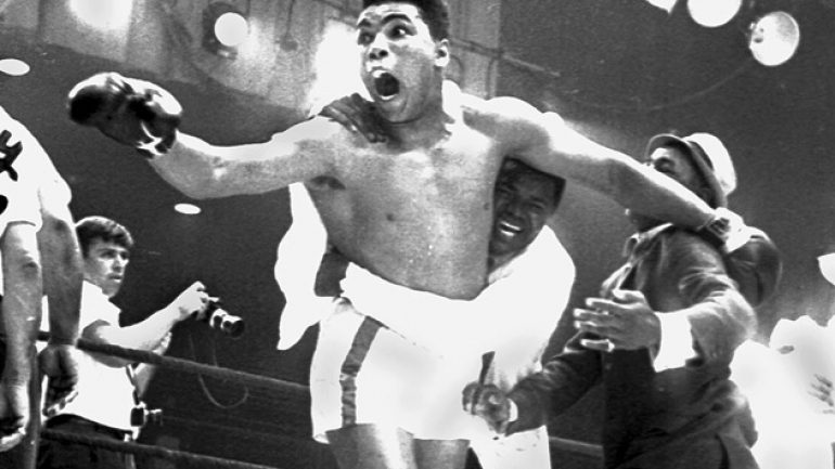 Muhammad Ali on Twitter: 'I shook up the world'