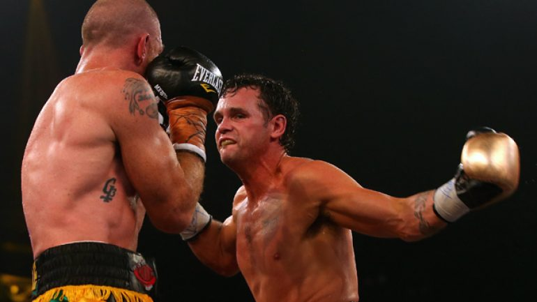 Daniel Geale dominates Garth Wood to sixth-round stoppage