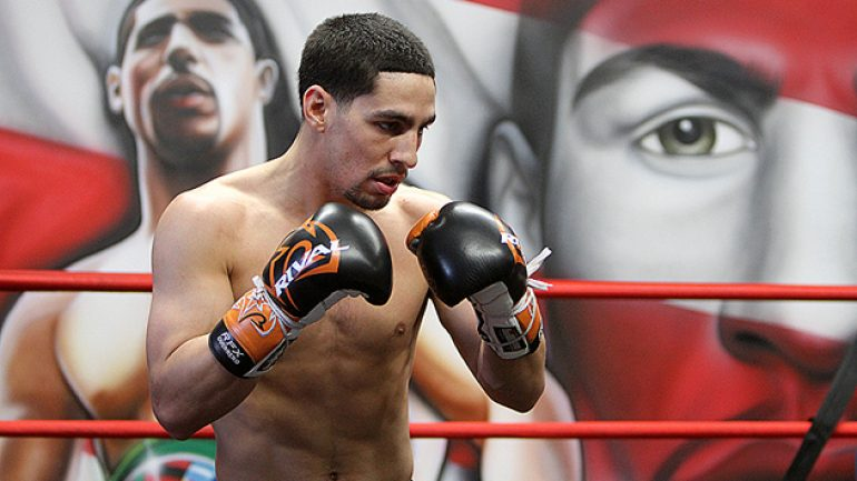 Showtime: Danny Garcia-Mauricio Herrera generates 1.1 million viewers