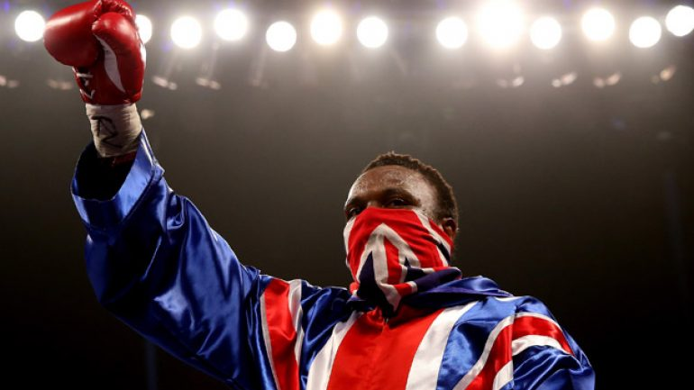 Dereck Chisora new and improved for 2014