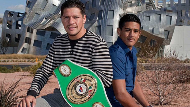 Diego and Jessie Magdaleno share the spotlight on Saturday