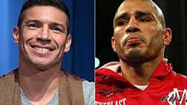 Miguel Cotto-Sergio Martinez done for June 7 at MSG