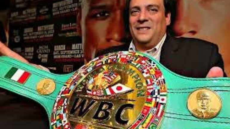 Lem's latest: Mauricio Sulaiman voted to lead WBC