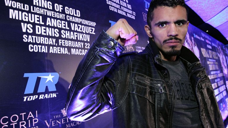 Lem's latest: Miguel Vazquez vs. Mickey Bey in the works?