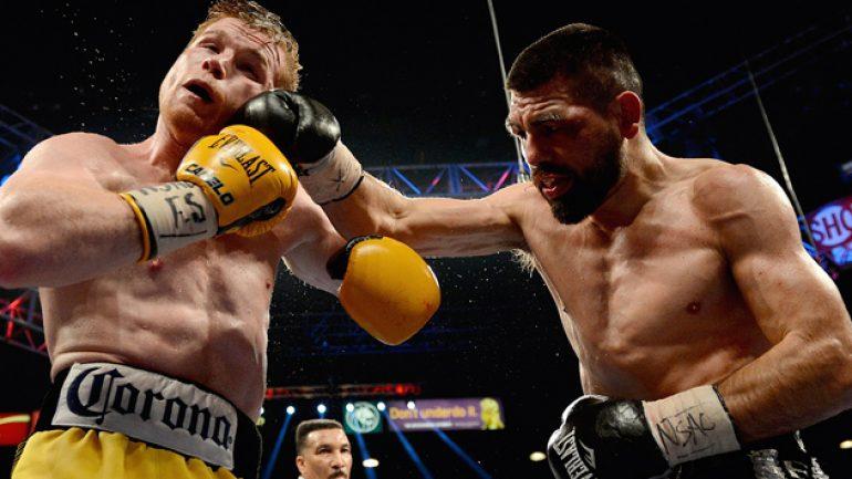 Exclusive: Alfredo Angulo defiant after TKO loss to Canelo Alvarez