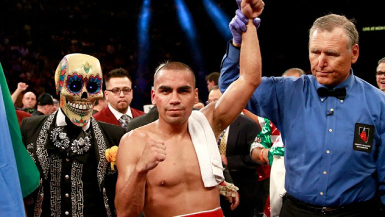 IBF: Carlos Molina has until June to defend title