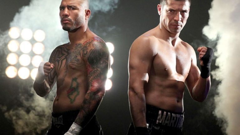 Sergio Martinez-Miguel Cotto undercard announced