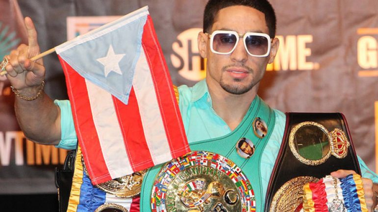 Danny Garcia is lucky he's still a champion: Weekend Review