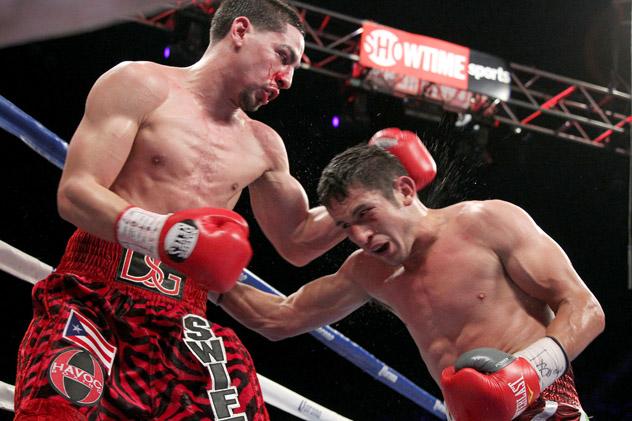 Danny Garcia vs Herrera 2 casino