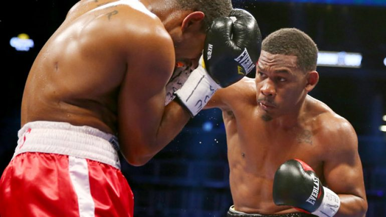 Danny Jacobs to work ringside commentary for Showtime