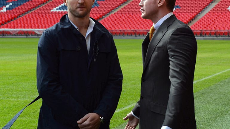 From The Telegraph: New York referee considered for Froch-Groves II