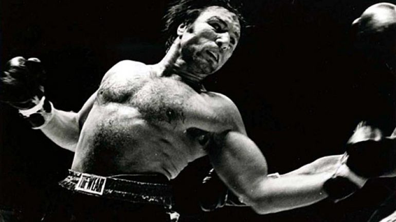 Best I've Faced: George Chuvalo