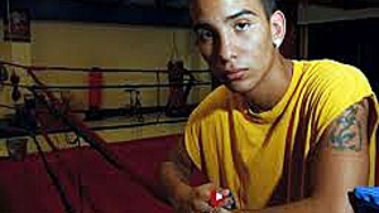 Jerry Belmontes: 'I beat the crap out of' Omar Figueroa Jr.