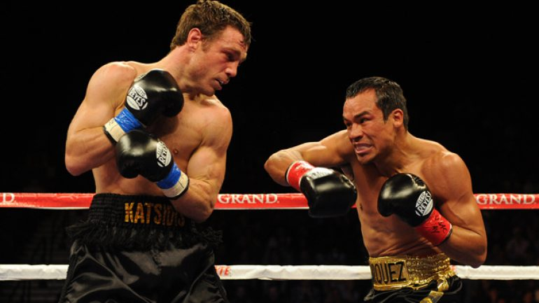 Best I've Faced: Michael Katsidis